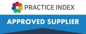 Practice Index Approved Supplier Logo